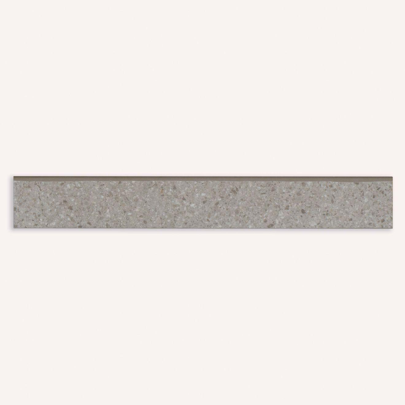Surface Bullnose 3X20 Light Gray