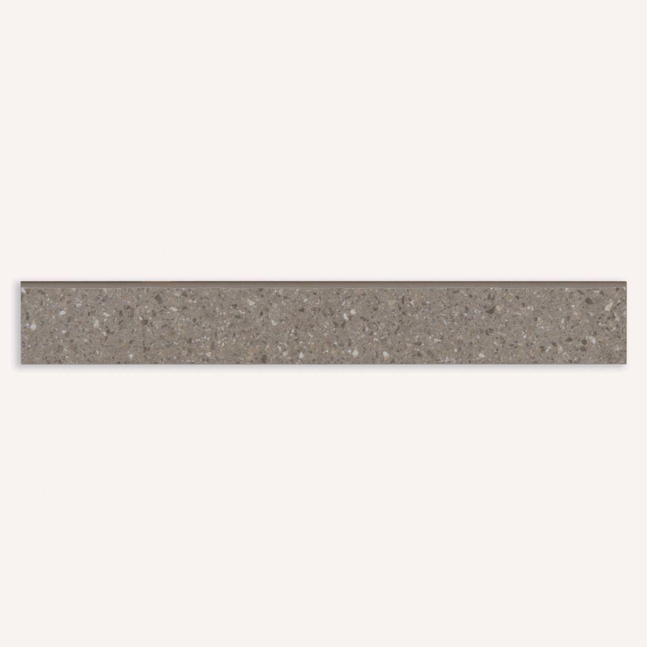 Surface Bullnose 3X20 Medium Gray