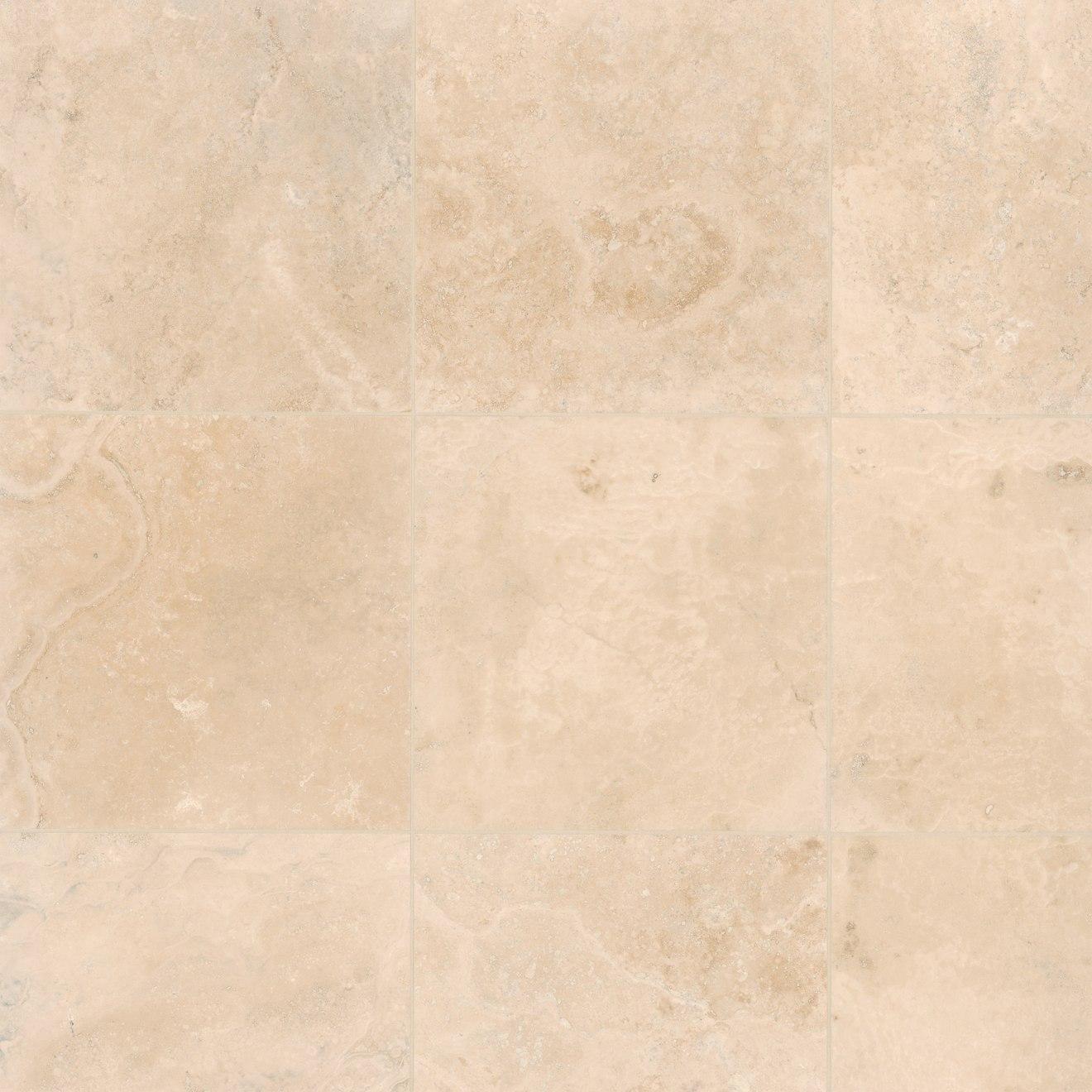 """Aymaran Cream 18"""" x 18"""" Floor & Wall Tile"""