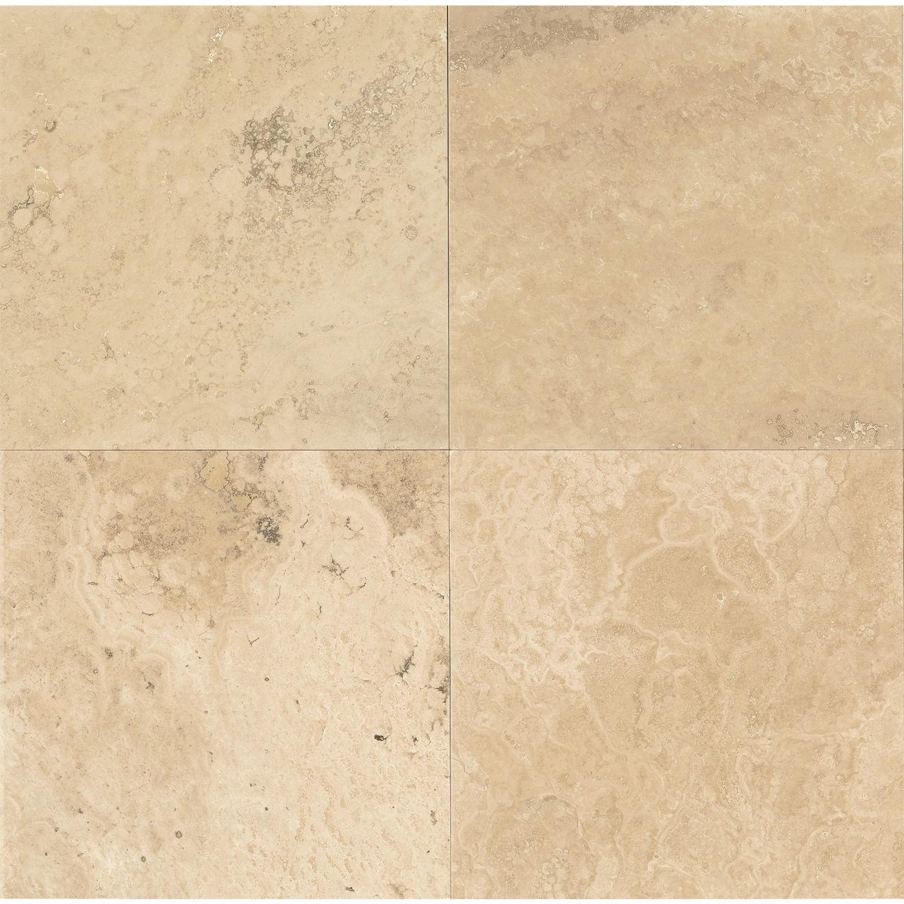 """Aymaran Cream 24"""" x 24"""" Floor & Wall Tile"""