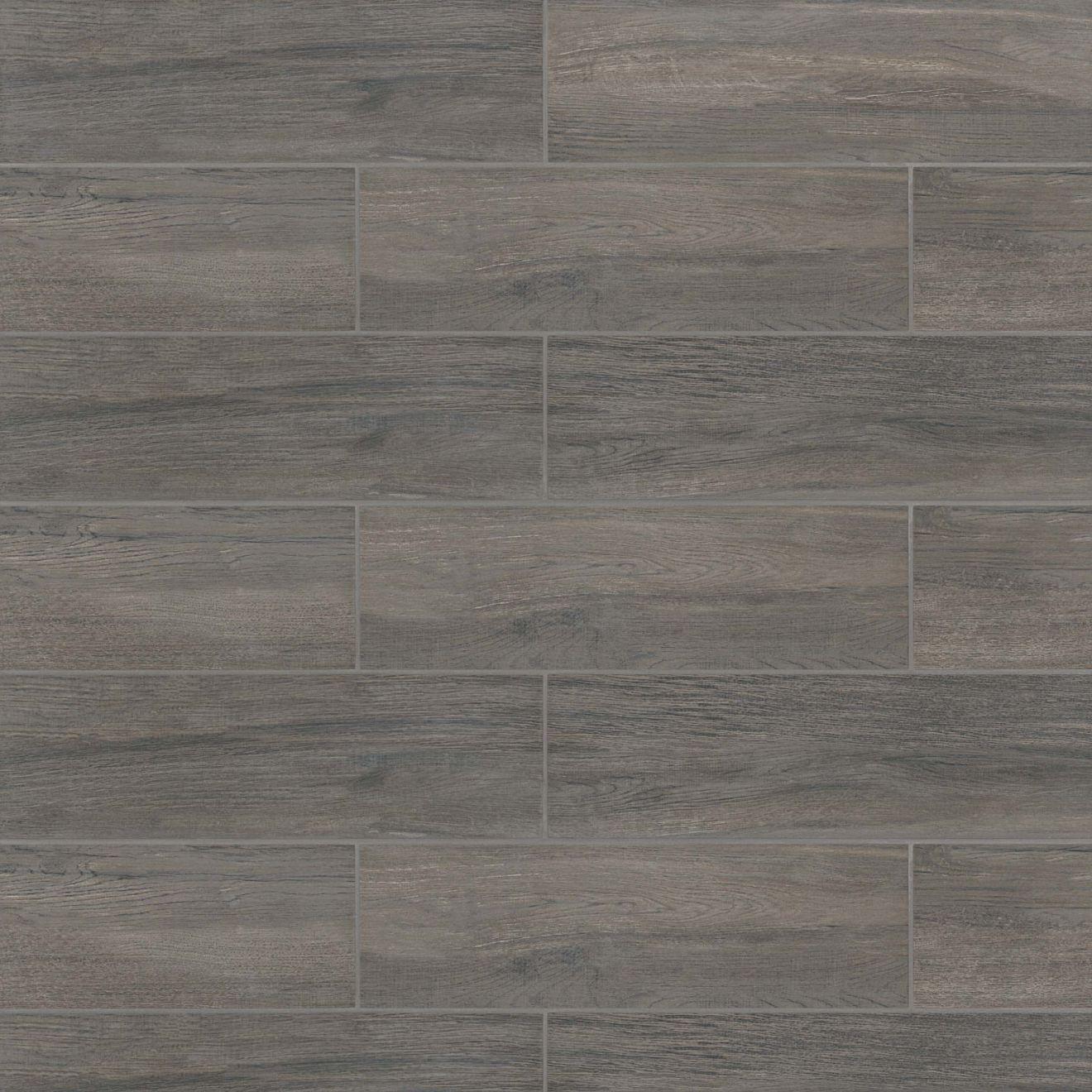 "Balboa 7"" x 24"" Floor & Wall Tile in Brown"