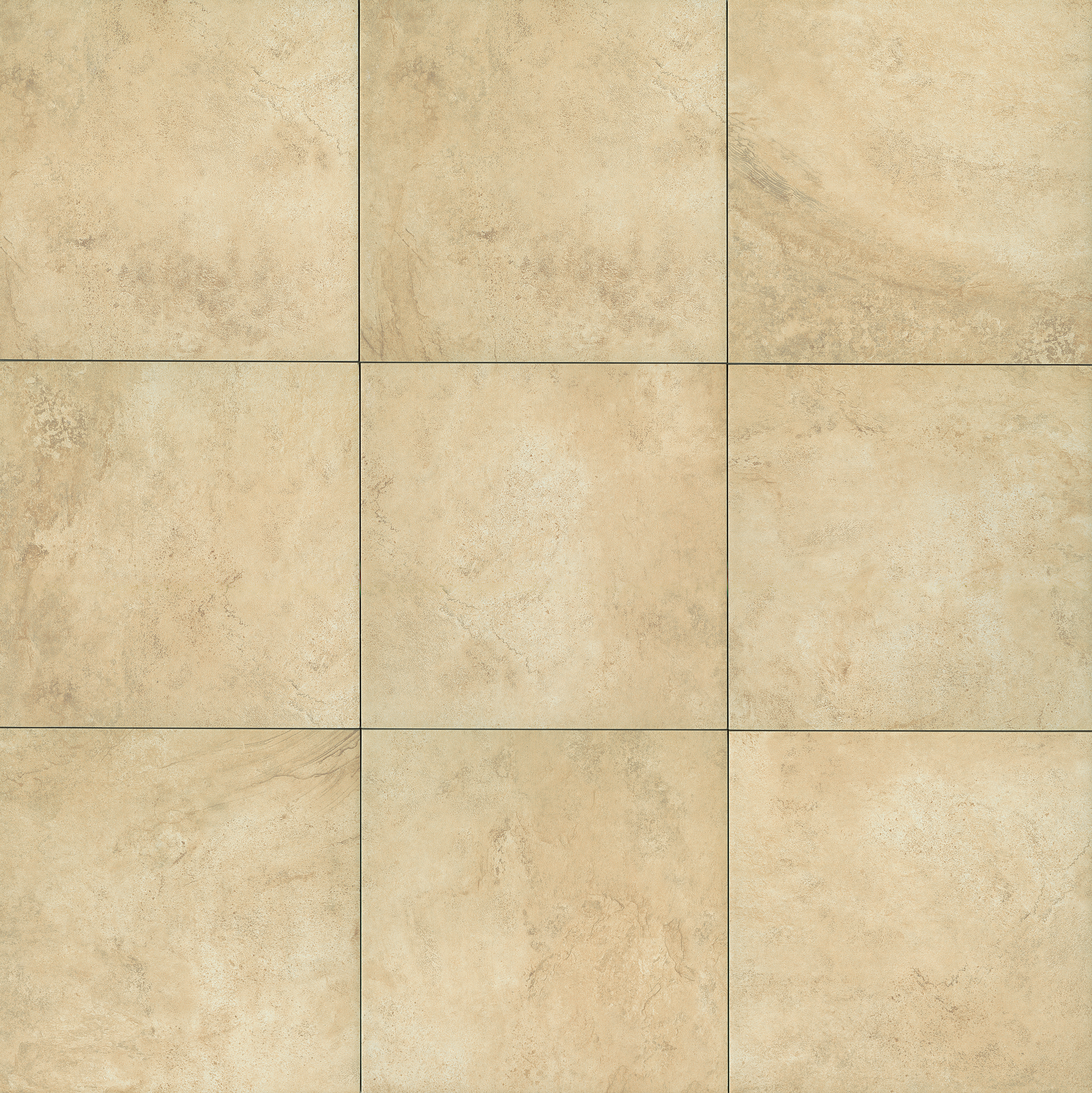 Stonefire 12 X 12 X 38 Floor And Wall Tile In Almond