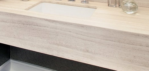decor countertops countertop throughout innonpender for your kitchen com travertine