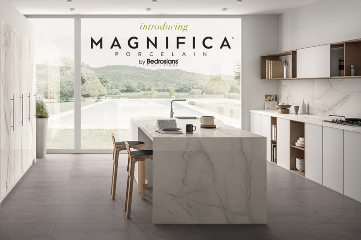 The Magnitude of Magnifica® | Bedrosians Tile & Stone