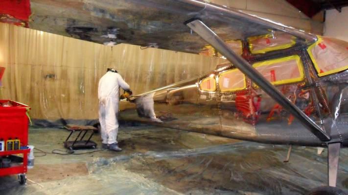 Aircraft Paint