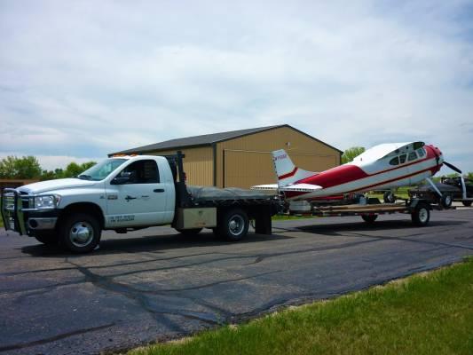 Aircraft retrieval