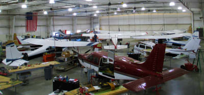 Aircraft Repair Services