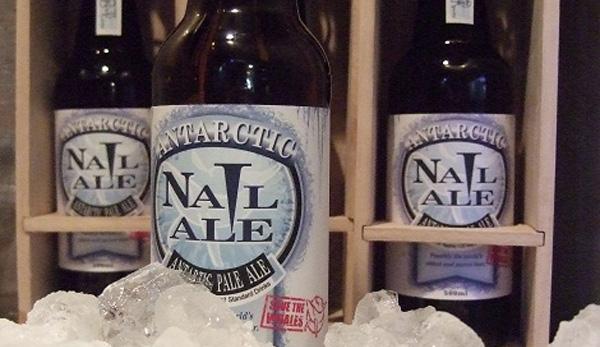南極州尼爾愛爾啤酒