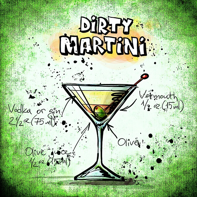 dirty-martini-1499580_640