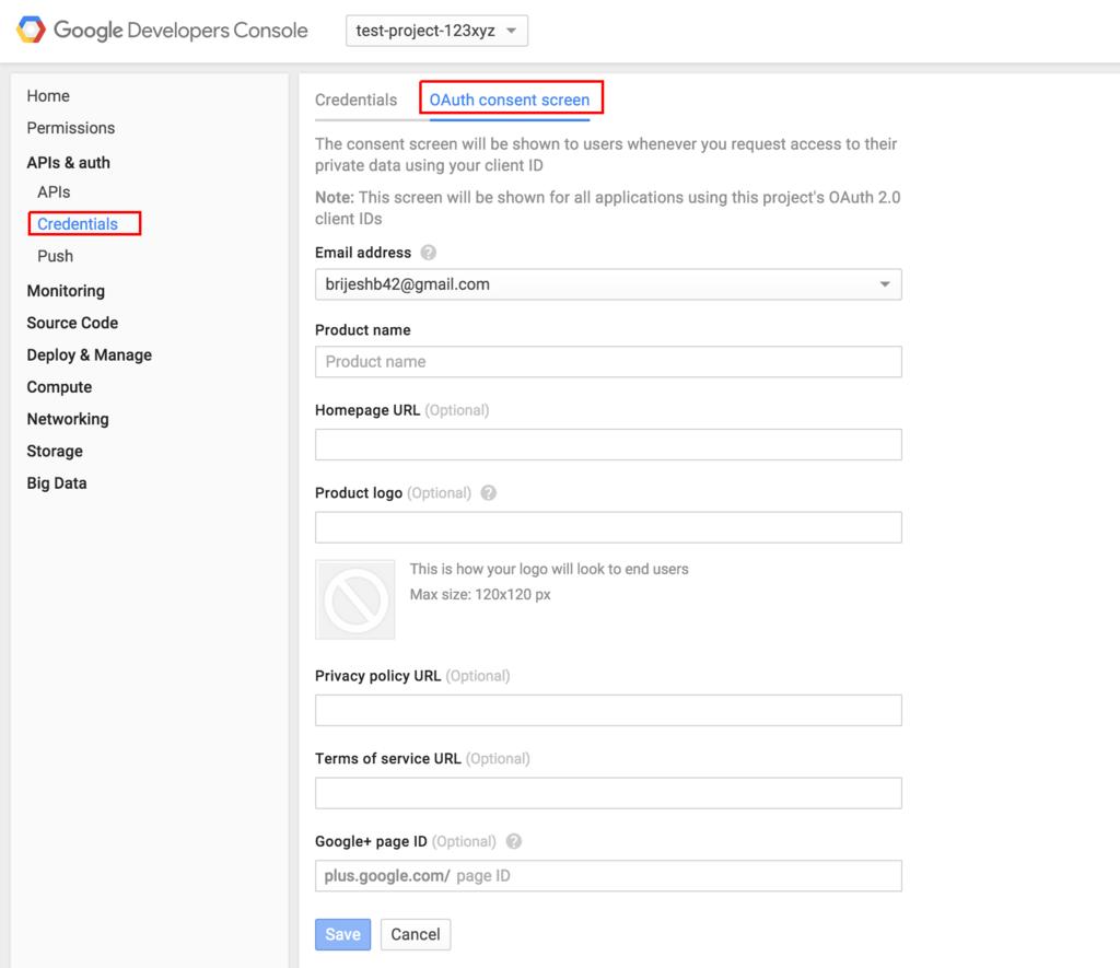 Add Google Oauth2 login in your flask web app
