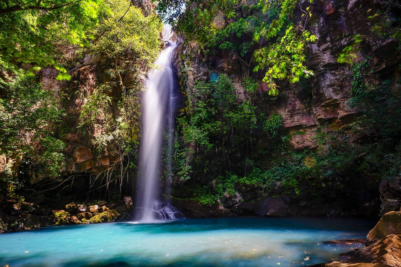 beforgo voyage costa rica cascade