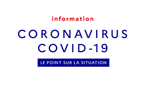 information covid ferry