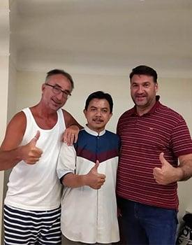 Testimoni Bekam Home Service - Dubes Bosnia Herzegovina