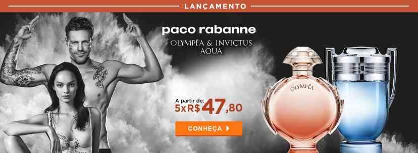 Perfume: Lançamento Paco Rabanne Olympea Aqua