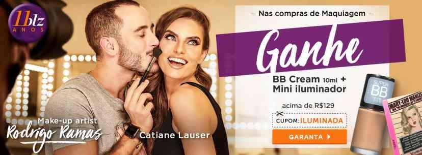 Maquiagem | Ganhe 55006 + 32085 acima de R$149 ILUMINADA