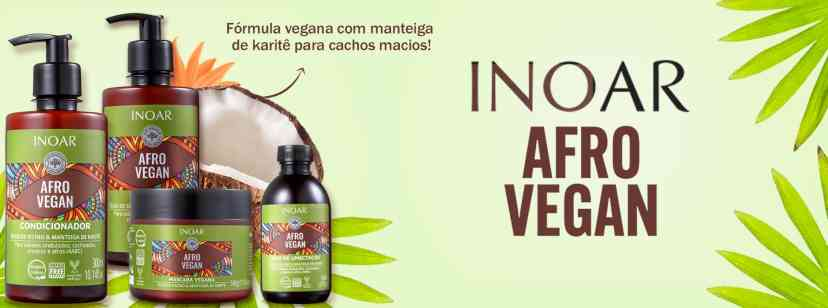 Inoar Home: Afro Vegan