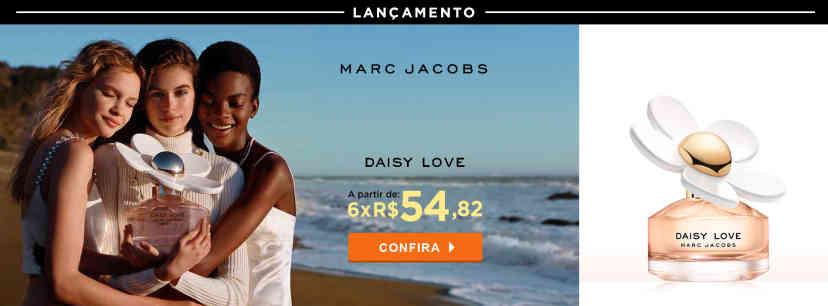 Perfumes: Marc Jacobs: Lançamento Daisy