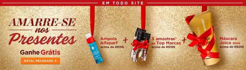 Home: Principal Natal: Progresiva de brindes SABADO