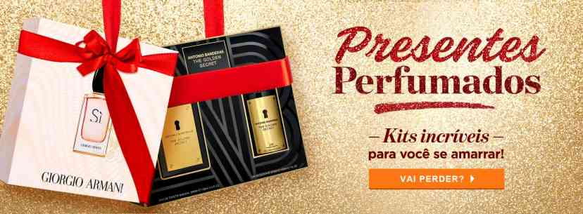 Perfumes: Kits Para Presentear