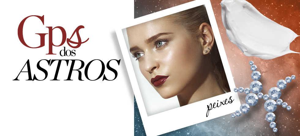 Previsão astrológica de beleza 2017 PEIXES