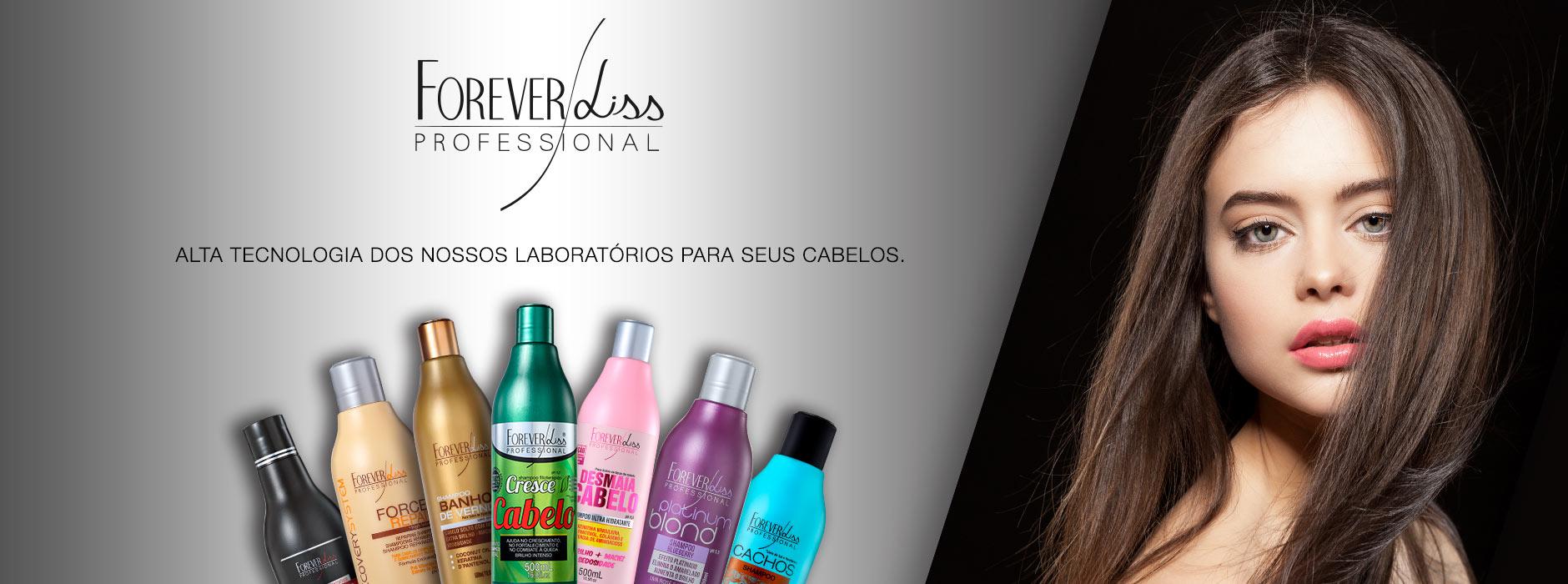 Forever liss professional/Cabelos/Escova progressiva