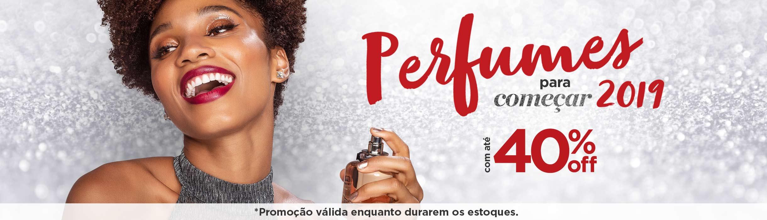 Perfumes para Ano Novo