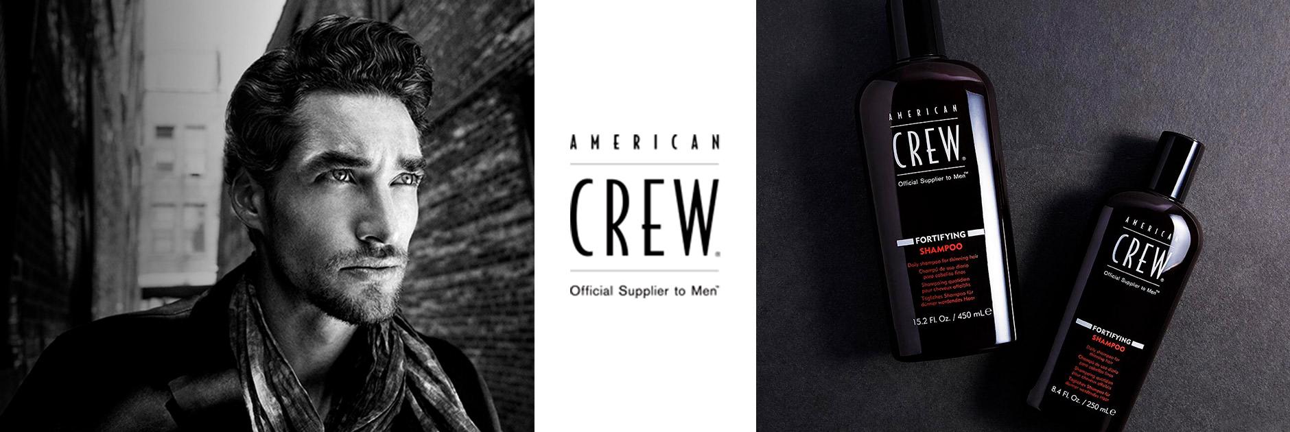 American crew/Tea tree