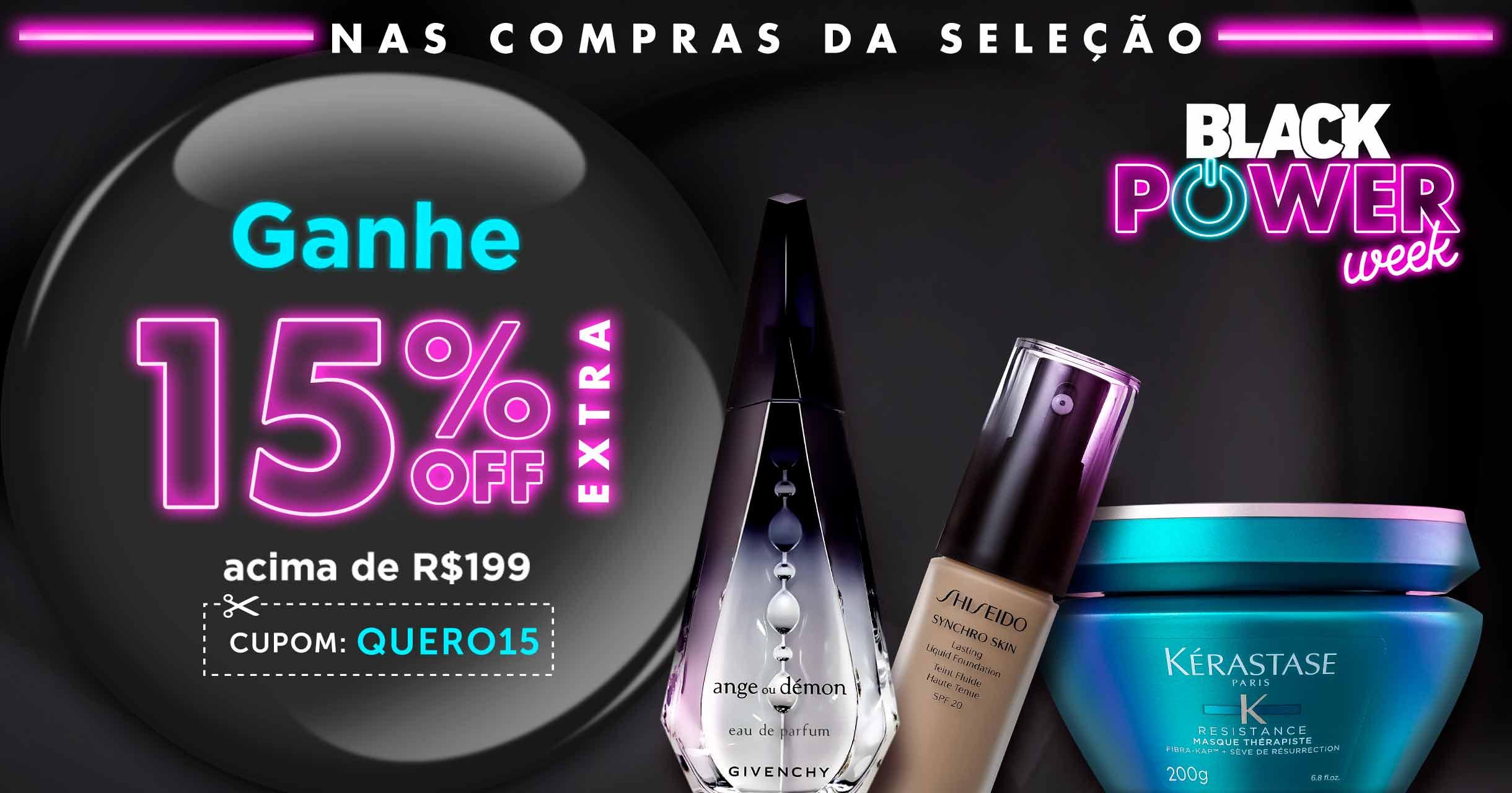 fd11cf8d1 Tudo para Cabelos, Maquiagem, Perfumes e Pele | Beleza na Web