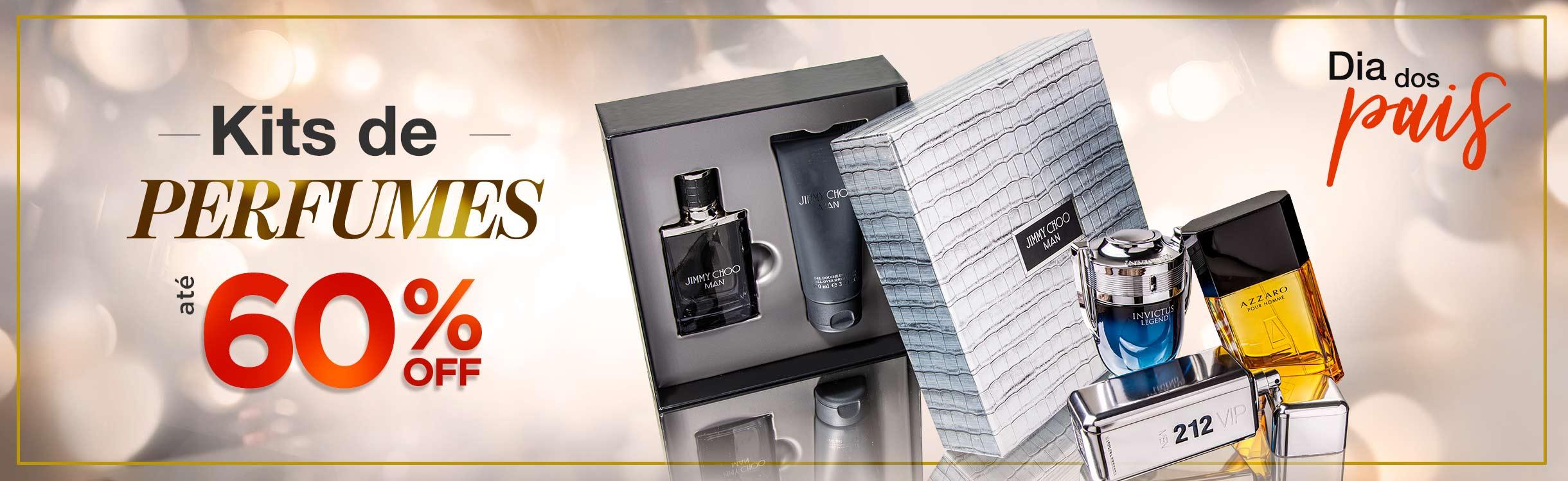 Kits de Perfumes para Ele
