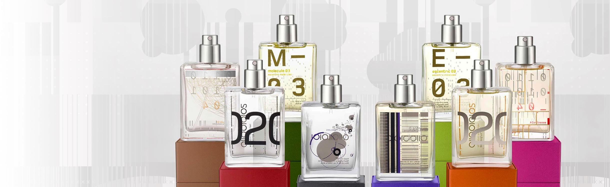 Perfumes Escentric Molecules