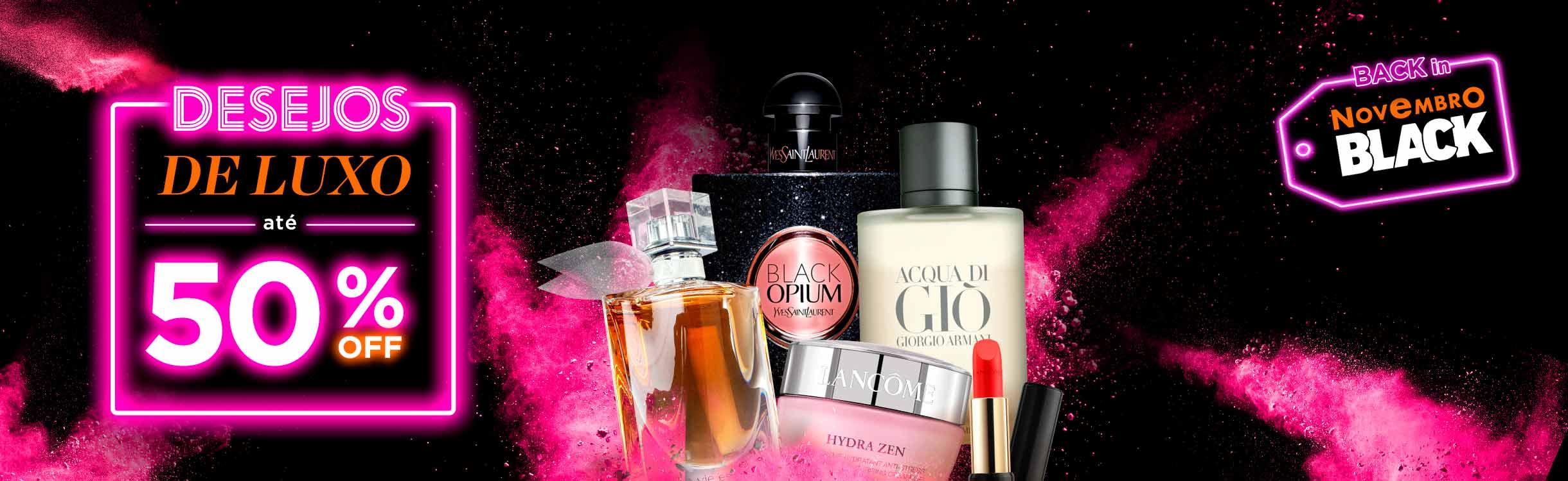 Perfumes Luxuosos