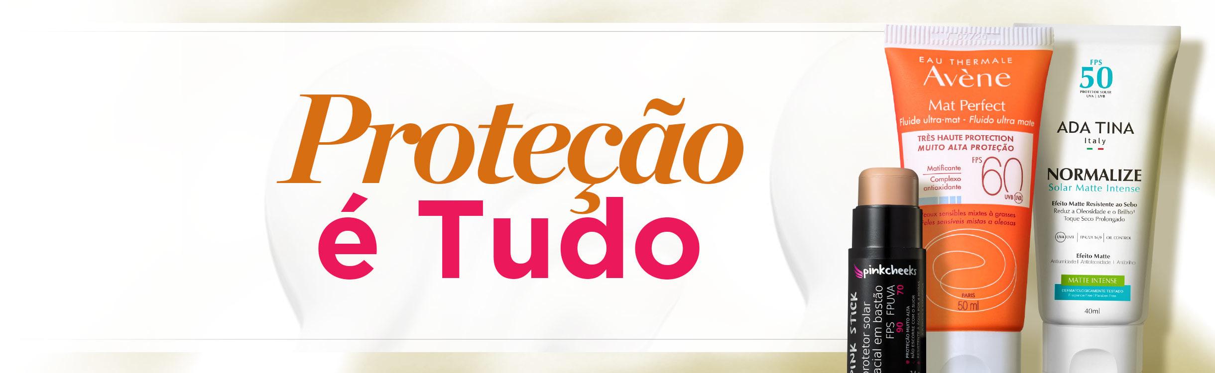 Protetor Solar Facial Dermocosmético