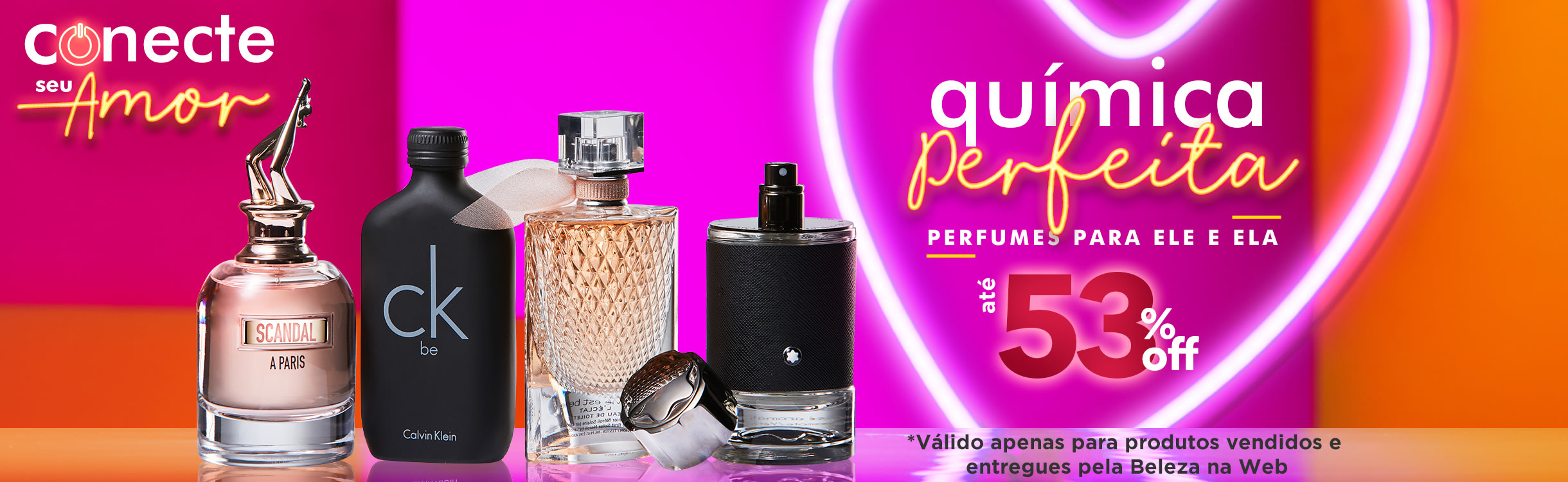 Inspirações de Perfumes para Presentear!