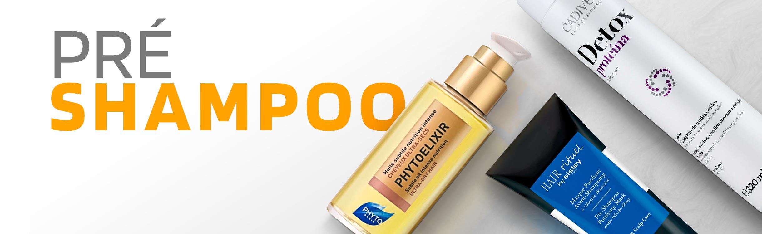 Pré-Shampoo