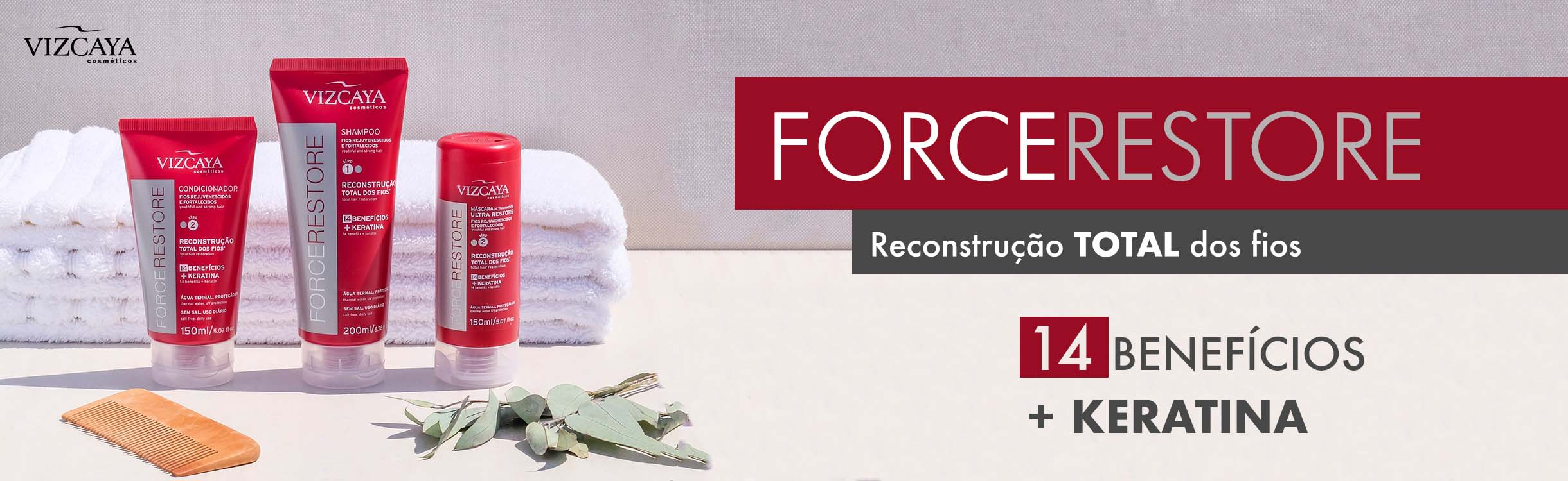 Vizcaya Force Restore