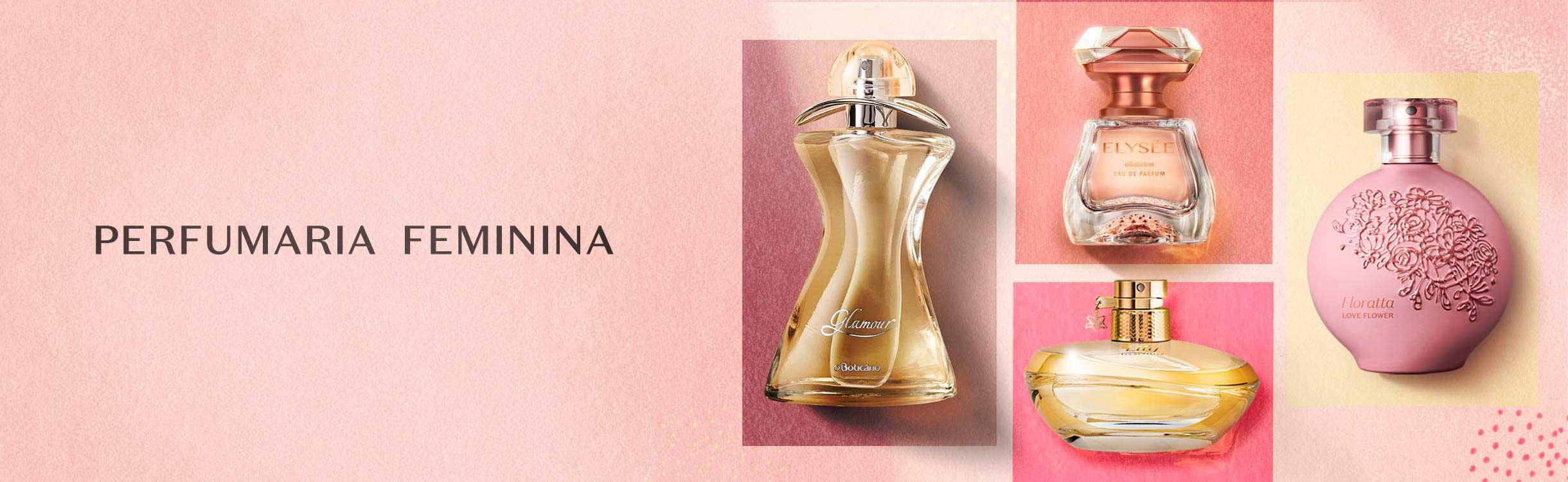 Perfumaria o Boticário Feminina