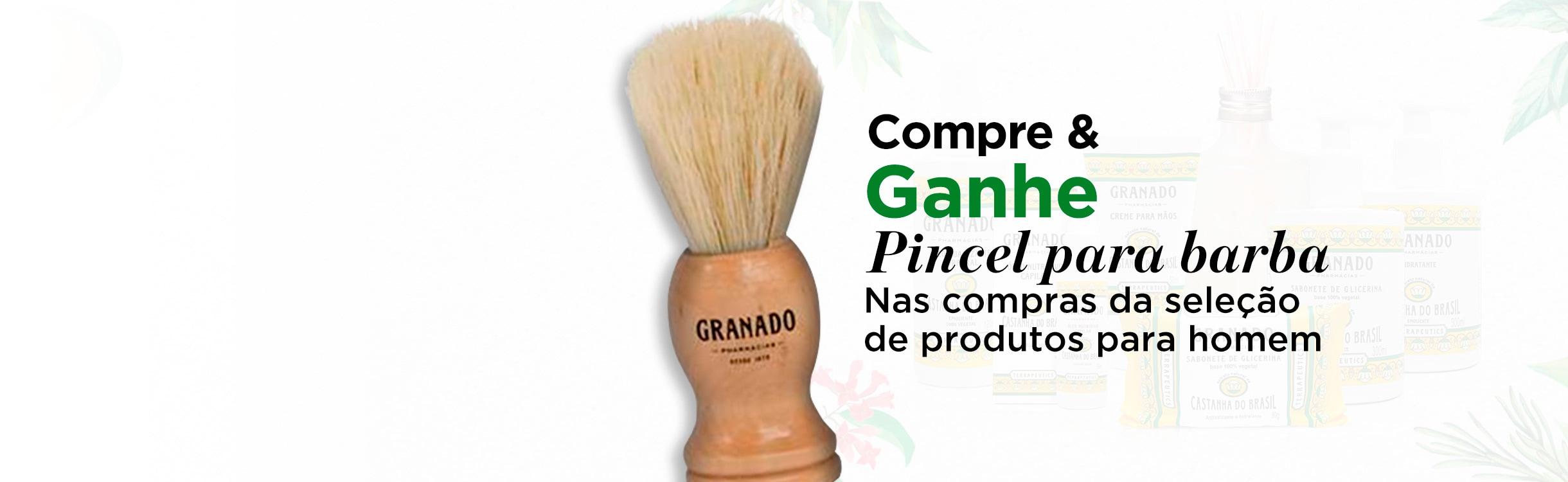 Produtos Granado para Barba