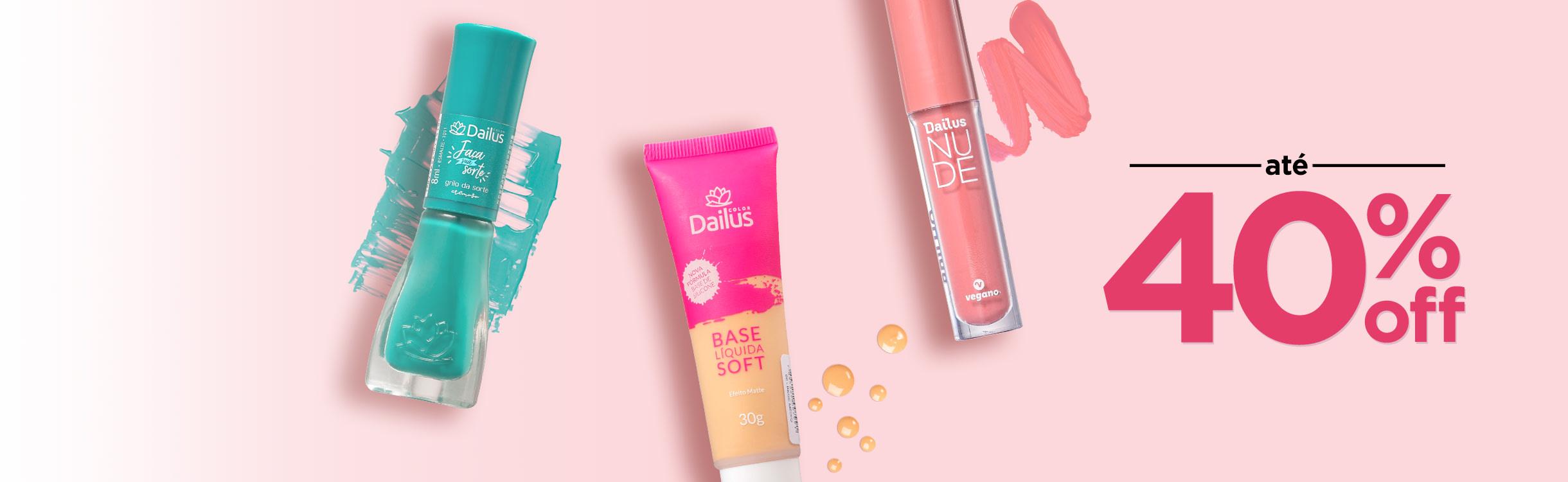Maquiagem Dailus