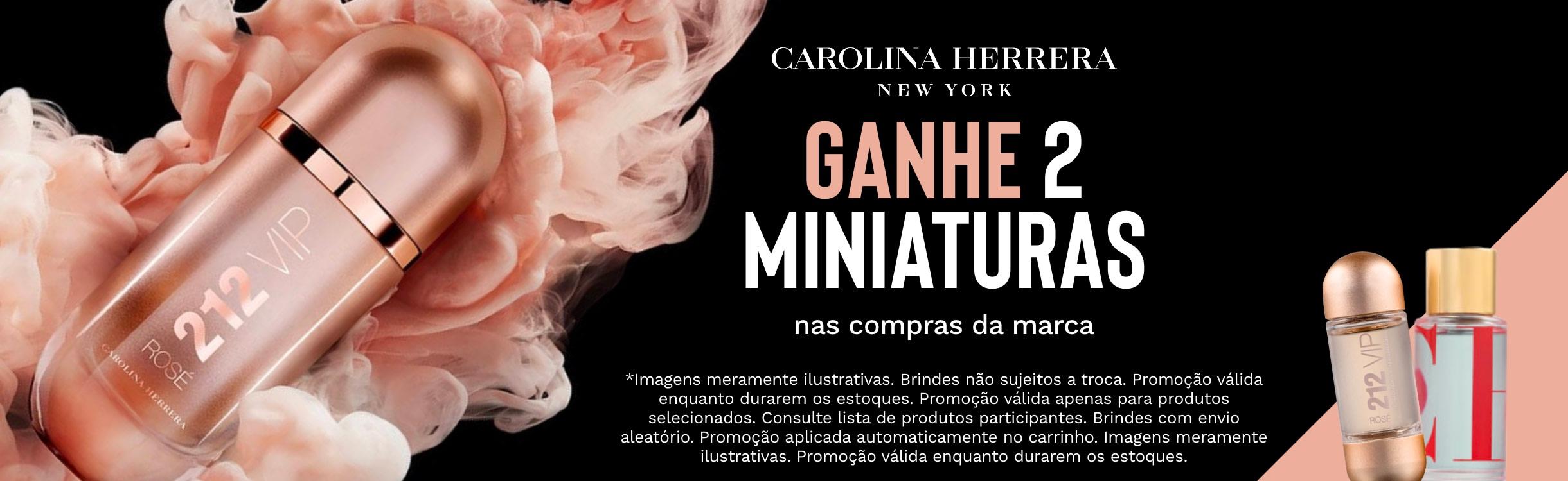 Perfumes Carolina Herrera