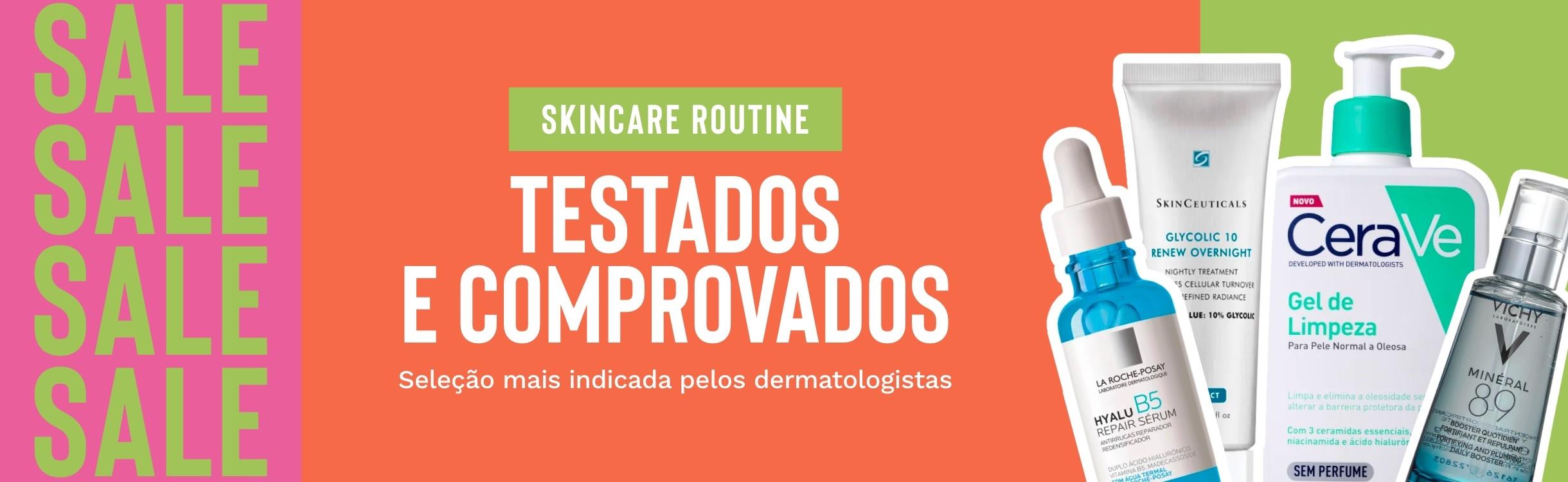 As marcas mais indicadas pelos dermatologistas