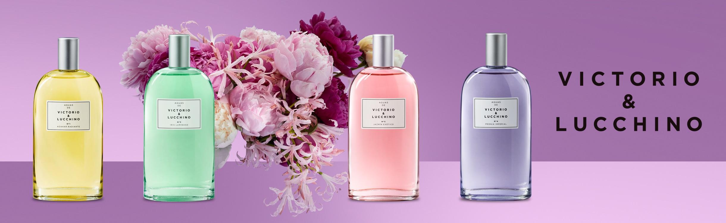 Perfumes e Perfumaria Victorio & Lucchino Masculinos