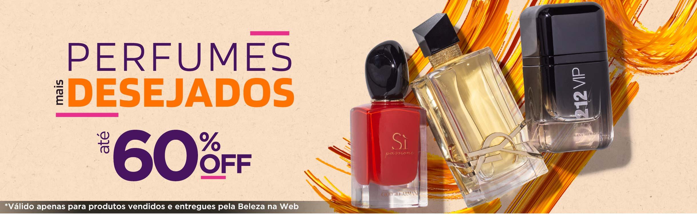 Os Perfumes e Perfumaria Mais Desejados por Elas