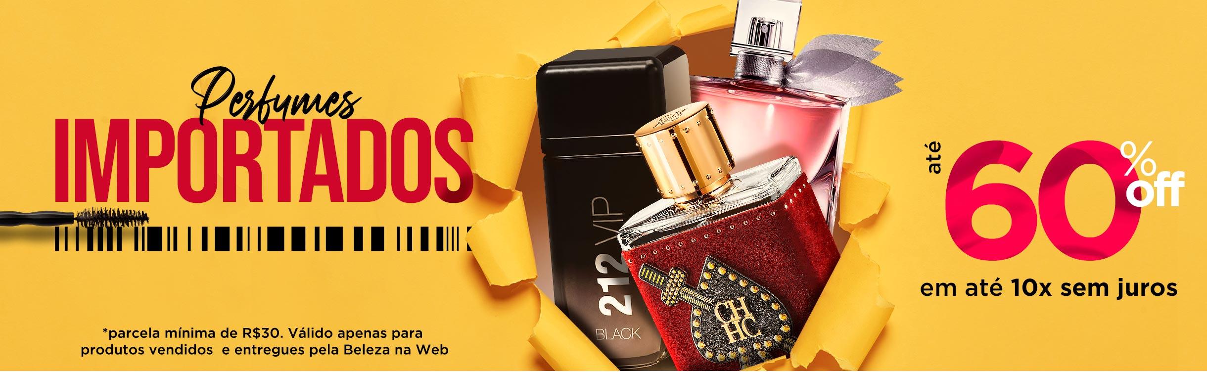 Dia do Consumidor | Perfumes e Perfumaria Importados