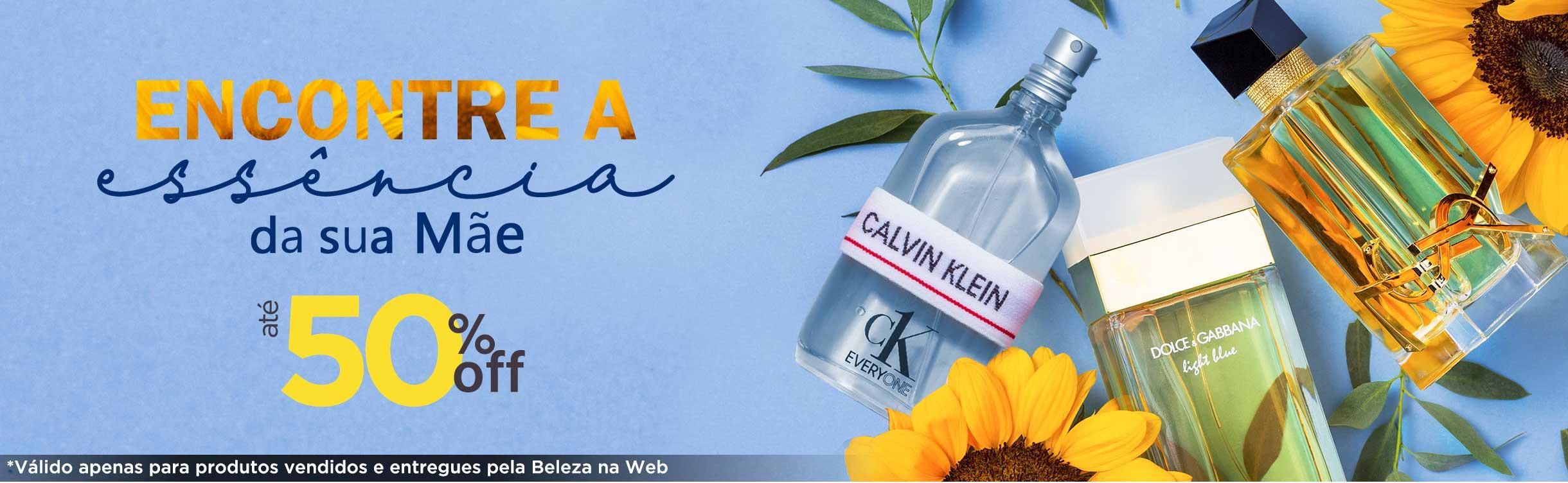 Perfumes e Perfumaria para Presentear