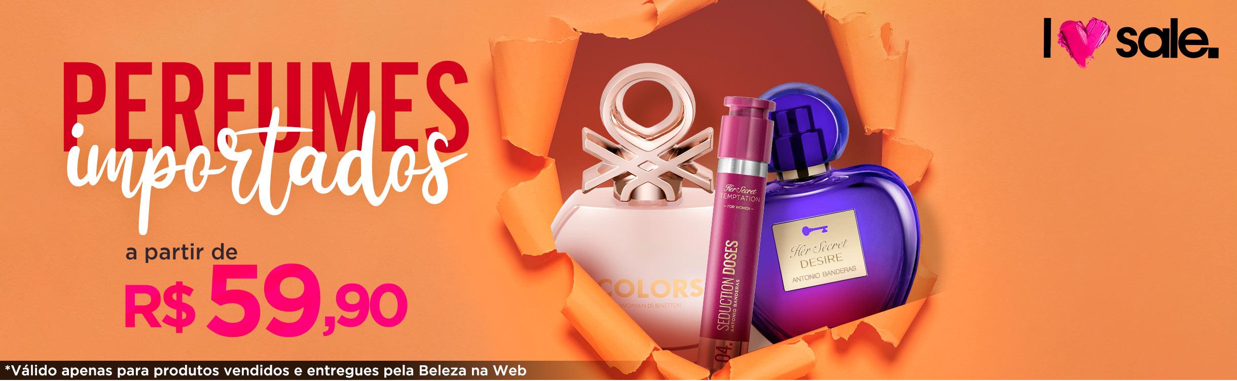 Perfumes e Perfumaria Icônicos