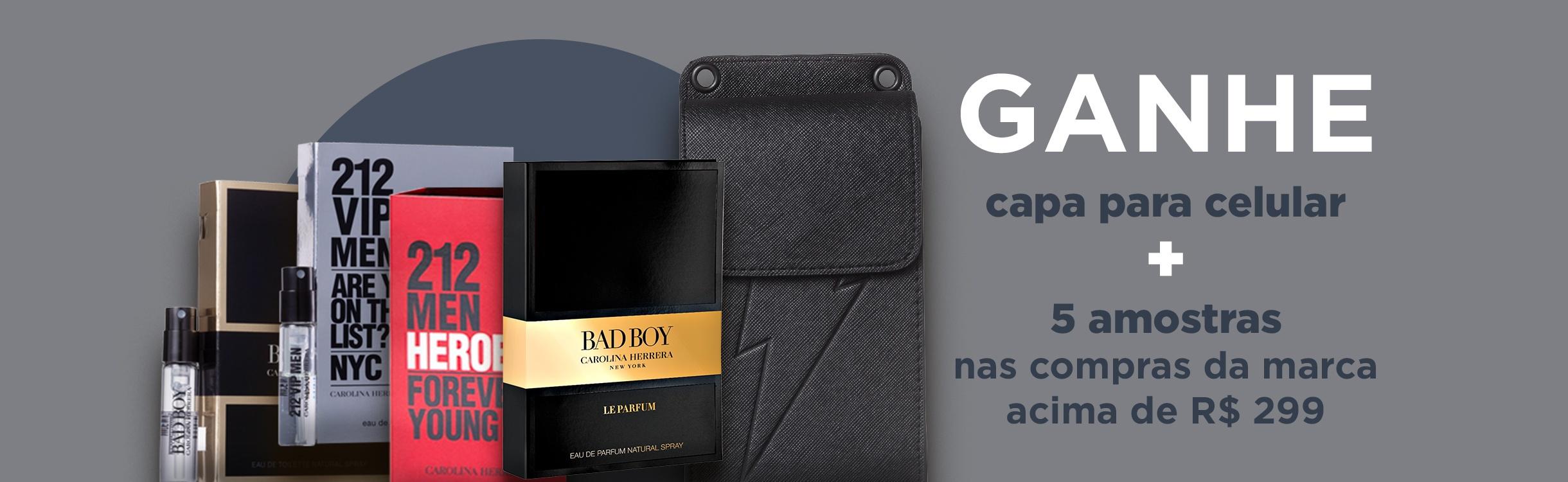 Perfumes e Perfumaria Carolina Herrera