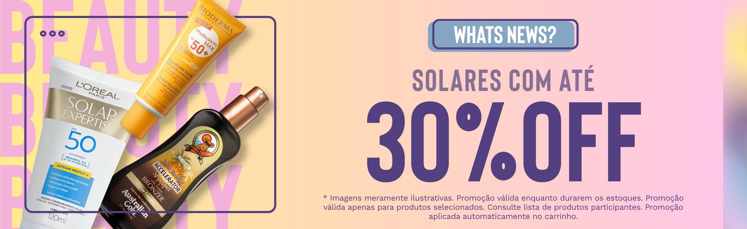 Produtos Solares