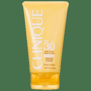 Clinique Sun Care Body Cream FPS 30 - Protetor Solar em Creme 150ml
