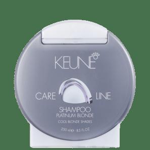 Keune Care Line Platinum Blonde - Shampoo 250ml