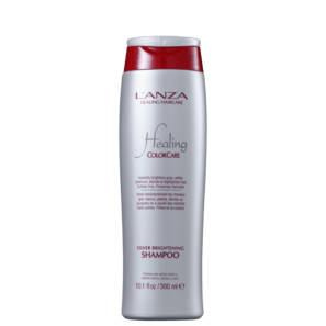 L'Anza Healing ColorCare Silver Bightening - Shampoo Desamarelador 300ml